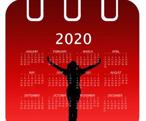 2020年 国際大会 年間スケジュール(ATP・グランドスラム・オリンピック・デビスカップ)