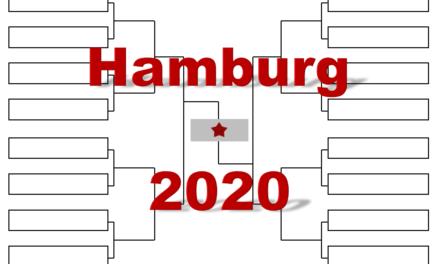 「ハンブルグ・オープン」2020年トーナメント表(ドロー)結果あり・全出場選手