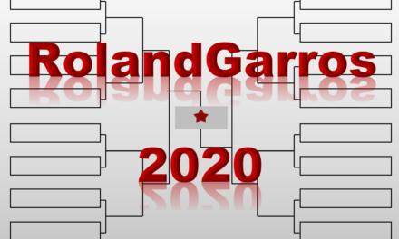 「全仏オープン」2020年トーナメント表(ドロー)結果あり・全出場選手