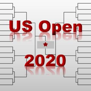 「全米オープン」2020年トーナメント表(ドロー)結果あり・全出場選手:ジョコビッチ・マレー他出場