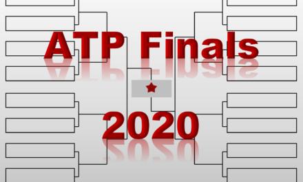 「ATPファイナル」2020年ドロー結果あり