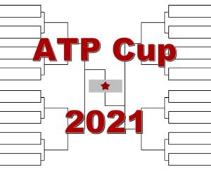 「ATPカップ」2021年ドロー・出場選手:錦織圭復帰!ジョコビッチ・ナダル他出場