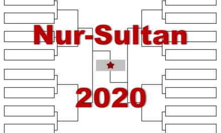 ヌルスルタン「アスタナ・オープン」2020年トーナメント表(ドロー)結果あり・全出場選手