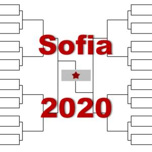 「ソフィア・オープン」2020年トーナメント表(ドロー)結果あり・全出場選手:シャポバロフ・チリッチ他出場