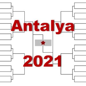 「アンタルヤ・オープン」2021年トーナメント表(ドロー)結果あり・全出場選手:ベレッティーニ・ゴファン・フォニーニ他出場