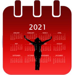 2021年 国際大会 年間スケジュール(ATP・グランドスラム・オリンピック・デビスカップ)
