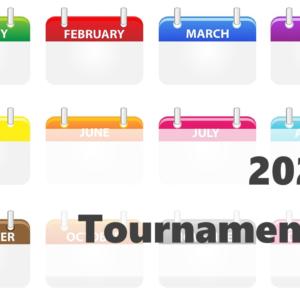 2021年 国際大会カレンダー(ATP・グランドスラム・オリンピック・デビスカップ)