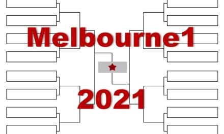 メルボルン1「マレー リバー・オープン」2021年全出場選手・トーナメント表(ドロー)結果あり