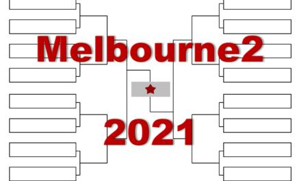 メルボルン2「グレート オーシャン ロード・オープン」2021年全出場選手・トーナメント表(ドロー)結果あり