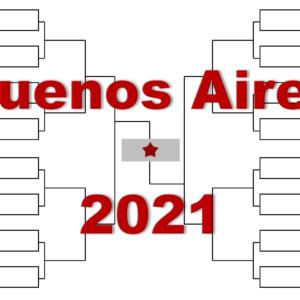 ブエノスアイレス「アルゼンチン・オープン」2021年トーナメント表(ドロー)結果あり・全出場選手:シュワルツマン・ガリン他出場