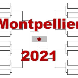 モンペリエ「南フランス・オープン」2021年トーナメント表(ドロー)結果あり・全出場選手:Bアグート・ゴファン・マレー他出場