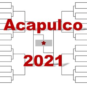 アカプルコ「アビエルト・メキシカーノ・テルセル」2021年全出場選手:チチパス・ズベレフ・シュワルツマン他出場