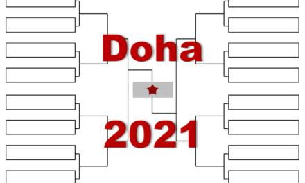 ドーハ「カタール・エクソンモービル・オープン」2021年全出場選手・トーナメント表(ドロー)結果あり