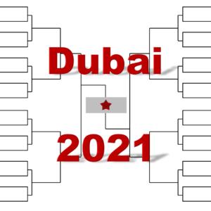 「ドバイ・デューティフリー・テニス選手権」2021年全出場選手:フェデラー・錦織圭・ティーム他出場
