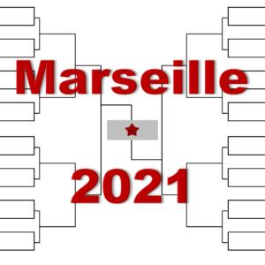 マルセイユ「オープン13」2021年トーナメント表(ドロー)結果あり・全出場選手:錦織圭・メドベデフ・チチパス他出場