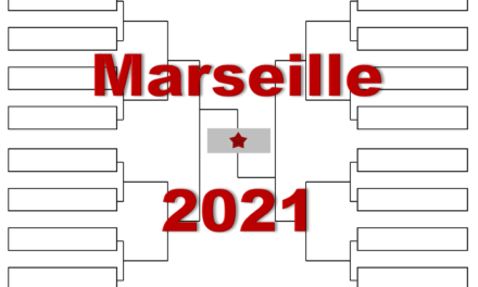 マルセイユ「オープン13」2021年全出場選手・トーナメント表(ドロー)結果あり