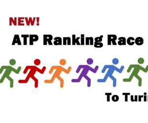 【最新】ATPランキングレースTOP20:世界テニス男子シングルス