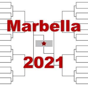 マルベーリャ「アンダルシア・オープン」2021年トーナメント表(ドロー)結果あり・全出場選手:Cブスタ・フォニーニ他出場