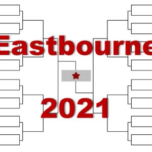 「イーストボーン国際」2021年トーナメント表(ドロー)結果あり・全出場選手:モンフィス・デミノール他出場