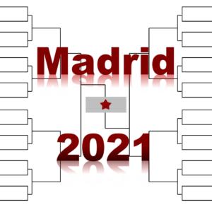 マドリッド「ムトゥア マドリッド・オープン」2021年全出場選手:ジョコビッチ・ナダル・錦織圭他出場