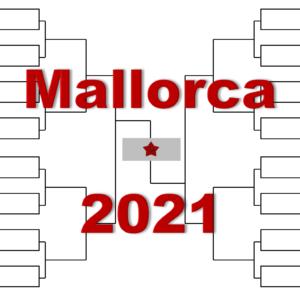 「マジョルカ選手権」2021年トーナメント表(ドロー)結果あり・全出場選手:メドベデフ・ティーム・Cブスタ他出場
