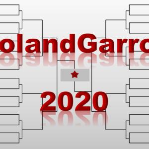 「全仏オープン」2021年全出場選手:ジョコビッチ・ナダル・フェデラー・錦織圭他トップ選手集結