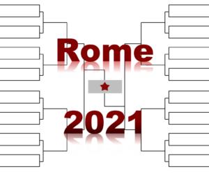 ローマ「BNLイタリア国際」2021年全出場選手:ジョコビッチ・ナダル・錦織圭他出場