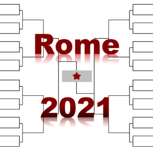 ローマ「BNLイタリア国際」2021年トーナメント表(ドロー)結果あり・全出場選手:ジョコビッチ・ナダル・錦織圭他出場