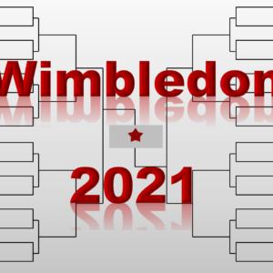 「ウィンブルドン」2021年全出場選手:ジョコビッチ・フェデラー・マレー・錦織圭他集結