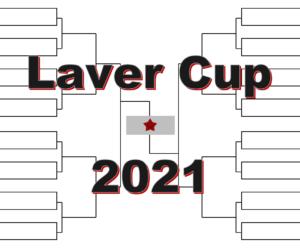 「レイバーカップ」2021年:メドベデフ・チチパス・ズベレフ他出場