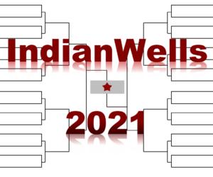 インディアンウェルズ「BNPパリバ・オープン」2021年トーナメント表(ドロー)結果あり・全出場選手:メドベデフ・錦織圭他出場