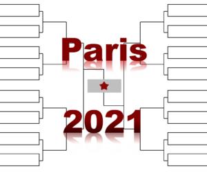 「パリ・マスターズ」2021年全出場選手:ジョコビッチ・メドベデフ他出場